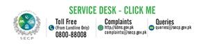 SECP – Services Desk